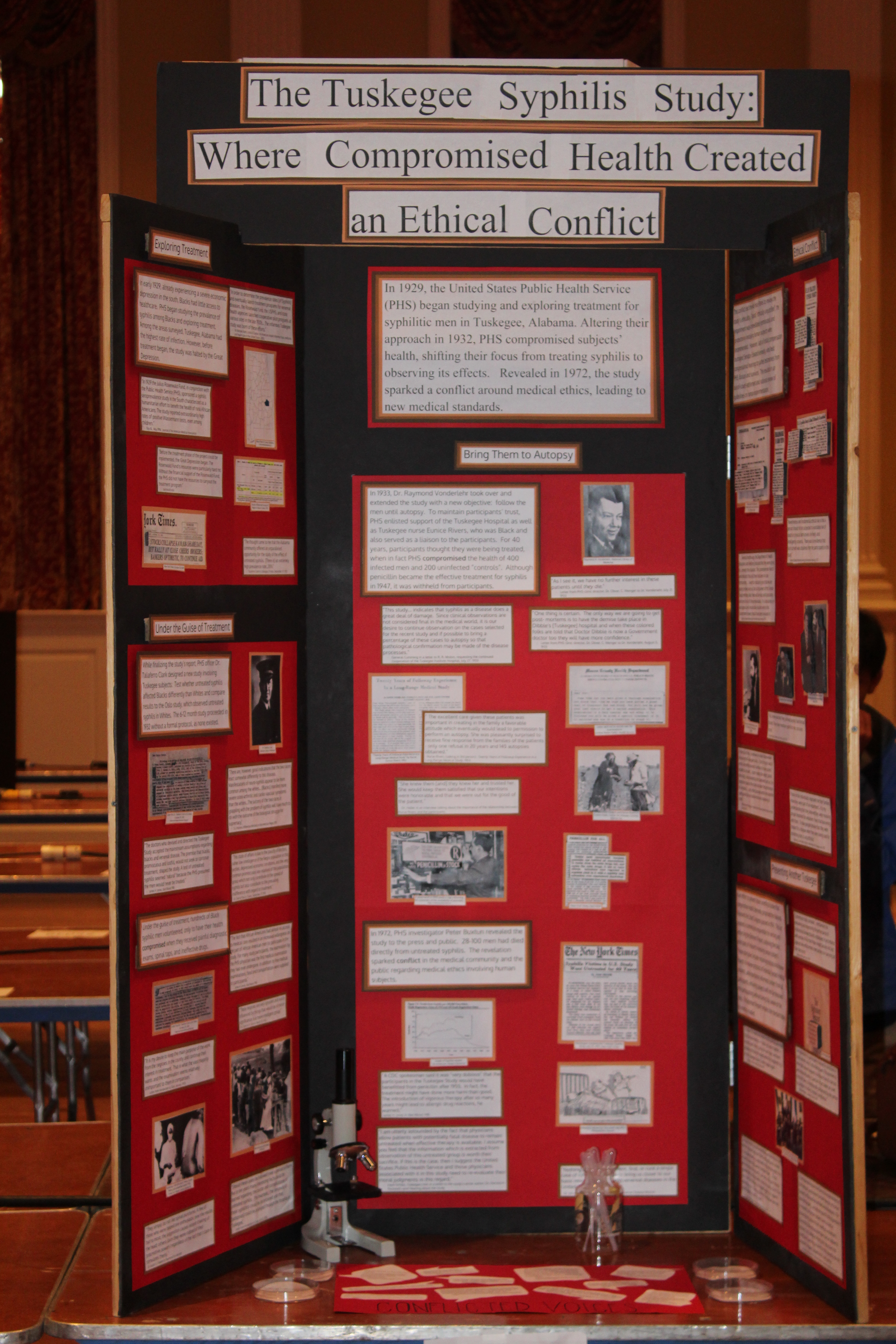 project examples | national history day | nhd